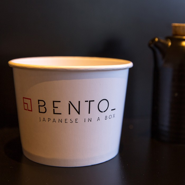 Bento Box Hobart, Packaging