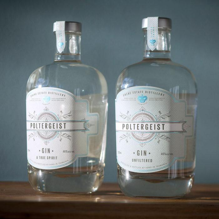 Poltergeist Gin by Shene Estate