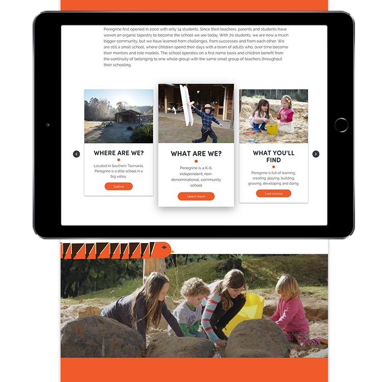 Futago | graphic design and web design from Hobart Tasmania